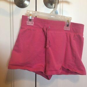 Girls size 8 pink Osh Kosh shorts